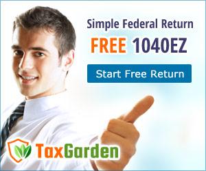Federal 1040EZ free